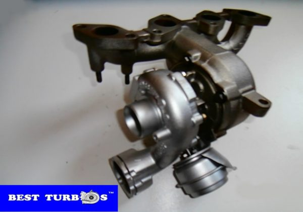 turbo reconditioned for audi a3 2.0 tdi turbocharger, turbo 724930