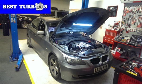BMW 320D E90, BMW 320D E91, BMW 320D E92, BMW 320D E93 turbo problems