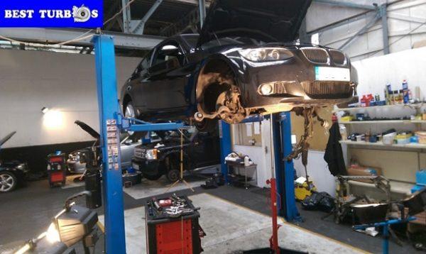 BMW E90 335i, BMW E92 335i, BMW E93 335i, bi turbo petrol rattling turbo wastegates