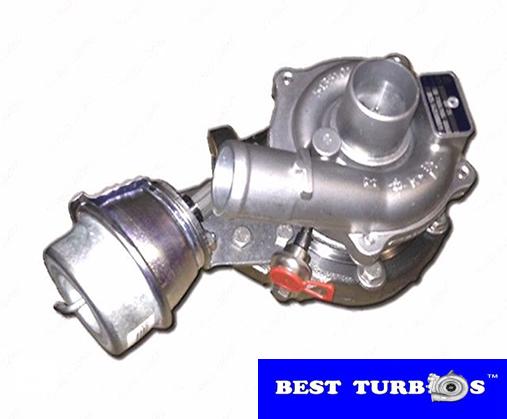 Turbo Turbocharger Vauxhall Astra 1.3 CDTI 54359880015, 54359700015, BV35-54359710015,