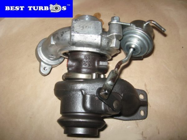 Turbo for Ford C-MAX, Focus II, Fusion 1.6 TDCi 49173-07502, 49173-07503, 49173-07504, 49173-07505, 49173-07506, 49173-07507, 49173-07508