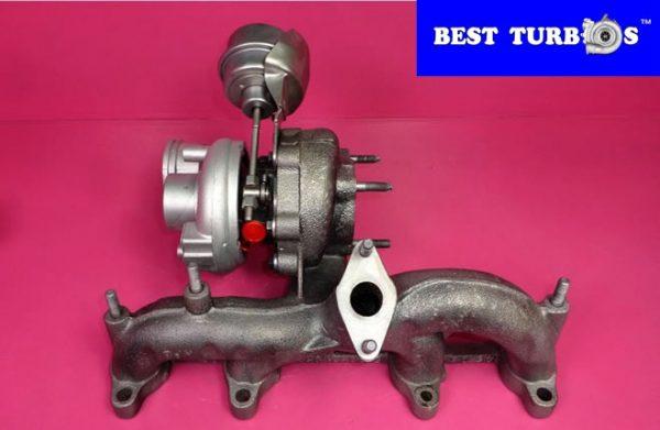 Turbo for Seat, Skoda, Volkswagen 1.9TDI 130HP 54399700016 BorgWarner Turbocharger