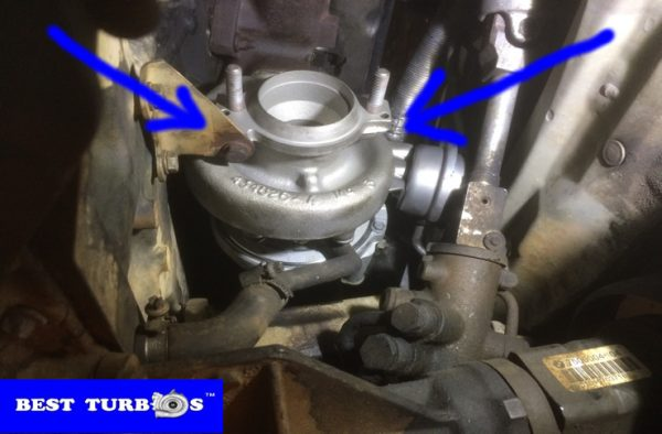 Turbo replacement for BMW X5 E53 3.0D BMW X5 E70 3.0D turbo problems