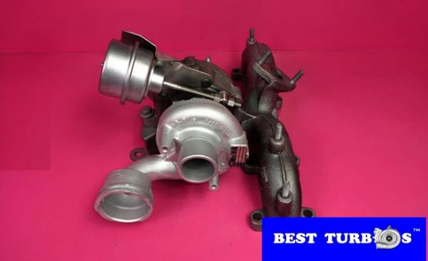 Turbocharger Number BV39B-0016, 54399700016, 54399880016, 54399700016, 54399880016, BV39-0016, 5439-970-0016, 5439-988-0016, 038253014, 038253010, KP39-0016