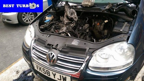 VW Golf 2.0 TDI, VW Passat 2.0 TDI, VW Jetta 2.0 TDI turbo problem black smoke, blue smoke, white smoke, engine light, turbo noise, turbo whistle, turbo oil leak
