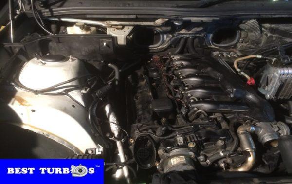 bmw x5 turbo problems