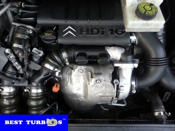 citroen 1.6 hdi turbo problems