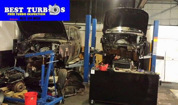 land rover discovery 3 turbo fitting