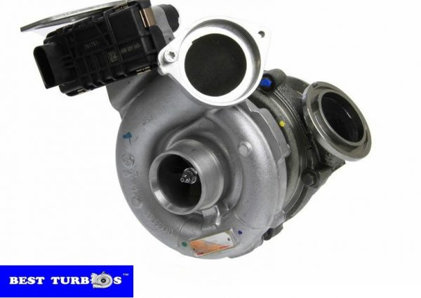 turbo for BMW X5 E70 3.0D