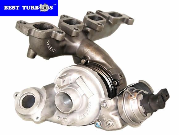 Audi 1.6 TDI TurboCharger 775517-5002S, 775517-5001S, 775517-0002, 775517-0001, 03L253016T, 03L253016TX, 03L253016TV