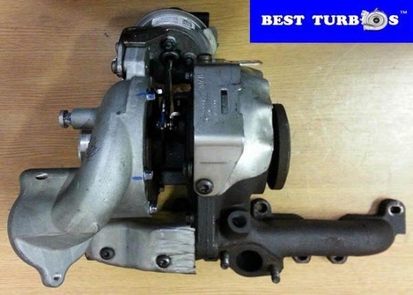 Turbo Turbocharger Audi 1.6 TDI Turbo 775517-5002S, 775517-5001S, 775517-0002, 775517-0001, 03L253016T, 03L253016TX, 03L253016TV