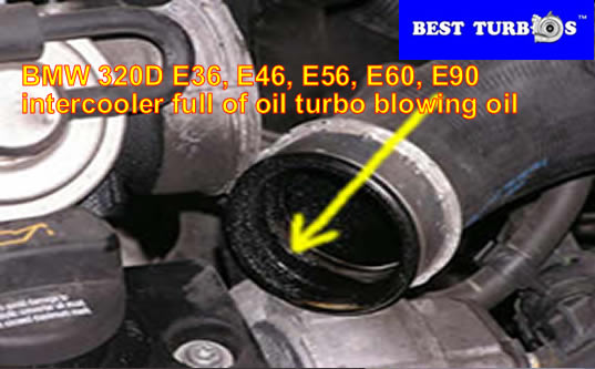 bmw 320d turbo pipe cleaning carbon build up