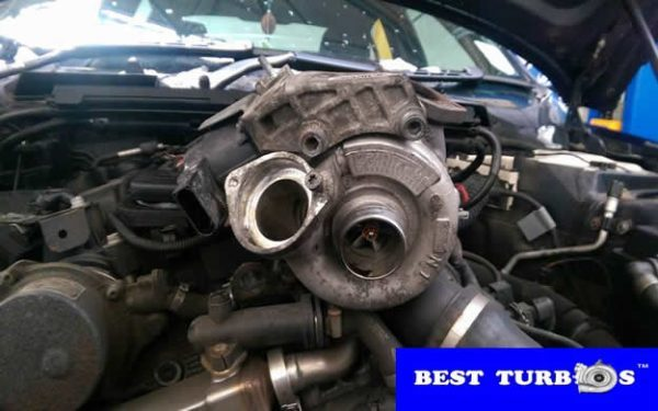 turbo failure bmw 320d