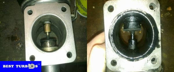 Replacement turbo, electronic actuator, replacement manifold